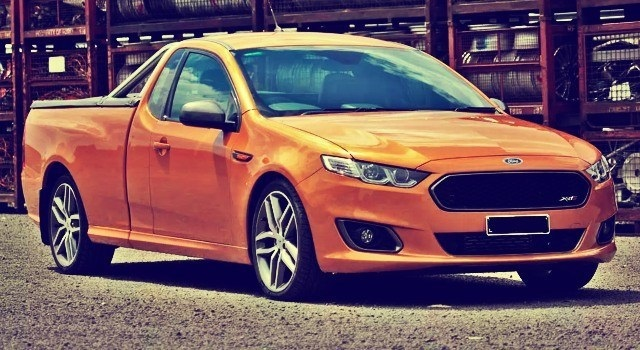 2020 Ford Ranchero rumors