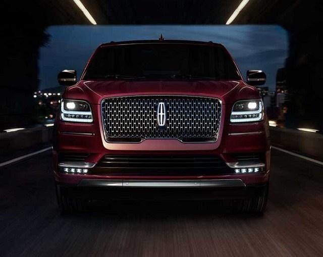 2020 Lincoln Mark LT Face