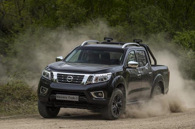 2020 Nissan Navara facelift
