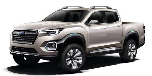 2020 Subaru Pickup Truck