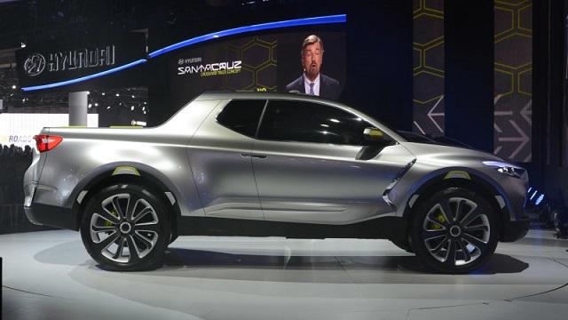 2021 Hyundai Santa Cruz Concept
