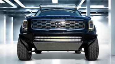 Kia Pickup Truck