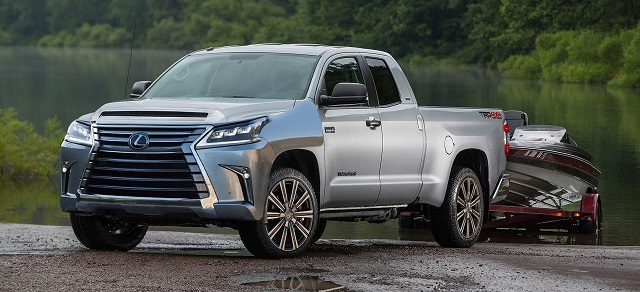 Lexus Pickup Truck price