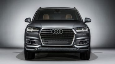 2020 Audi Pickup Truck front view