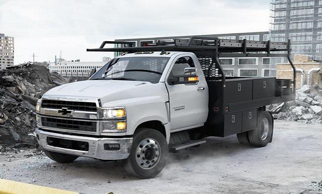 2020 Chevrolet Kodiak 4500HD release date
