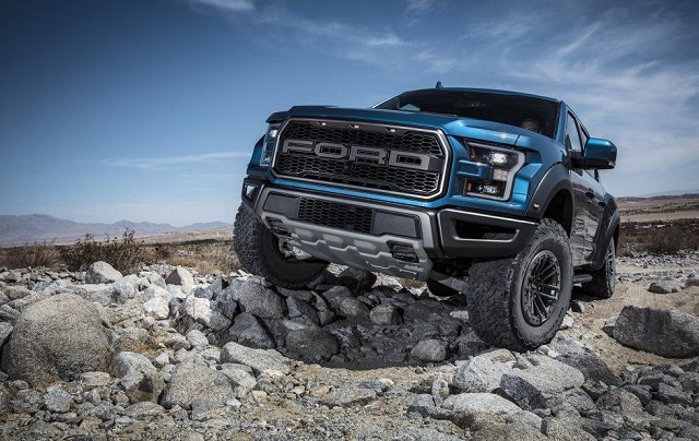 2020 Ford F-150 All-Electric Raptor