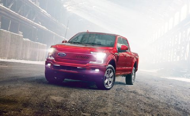 2020 Ford F-150 All-Electric