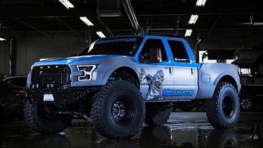 2020 Ford F-350 Mega Raptor specs