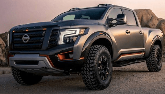 2020 Nissan Titan Changes