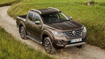 2020 Renault Alaskan