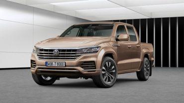2020 VW Amarok