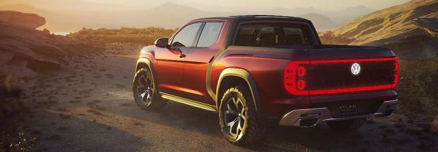 2020 VW Amarok Release Date