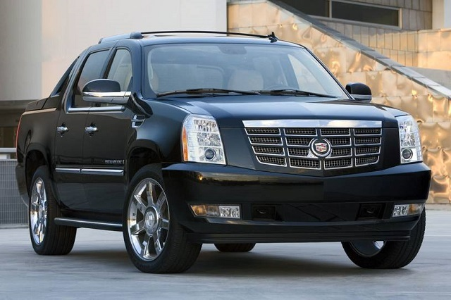 2020 Cadillac Escalade EXT Original
