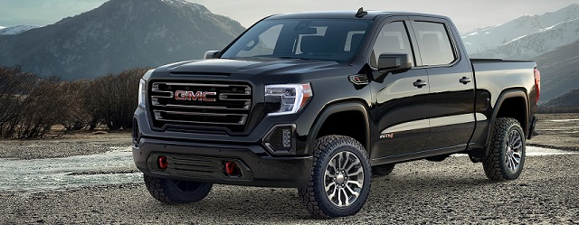 2020 GMC Sierra AT4