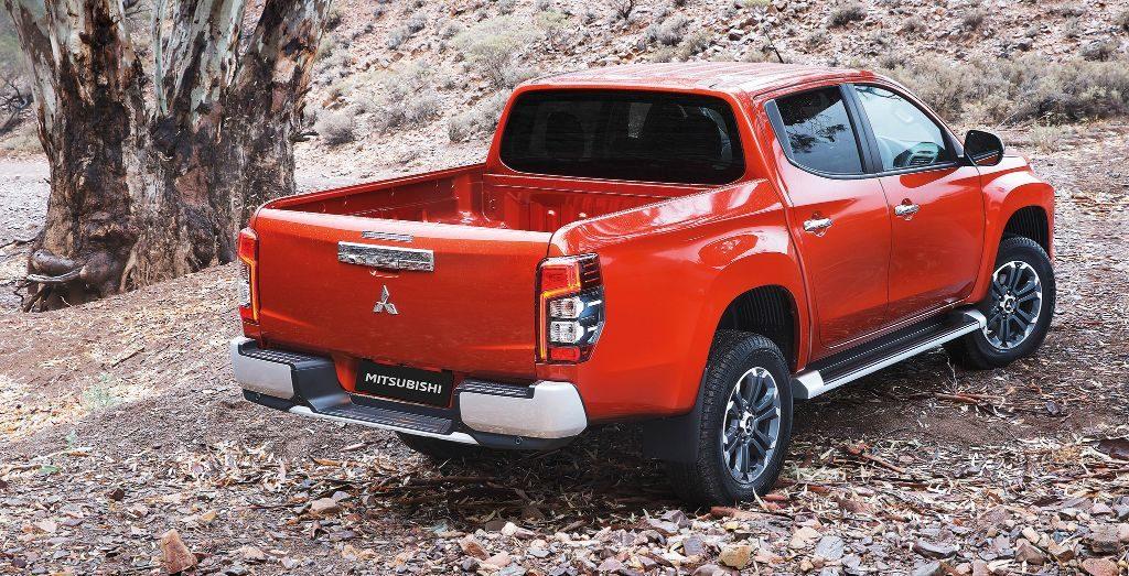 2020 Mitsubishi Triton price
