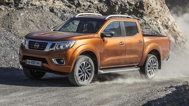 2021 Nissan Frontier redesign