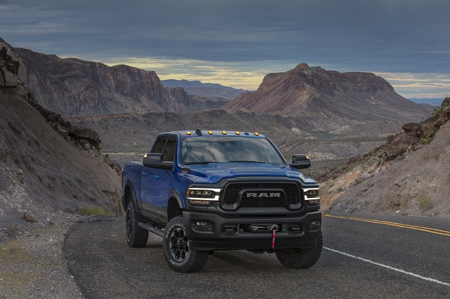 2020 Ram Power Wagon Diesel