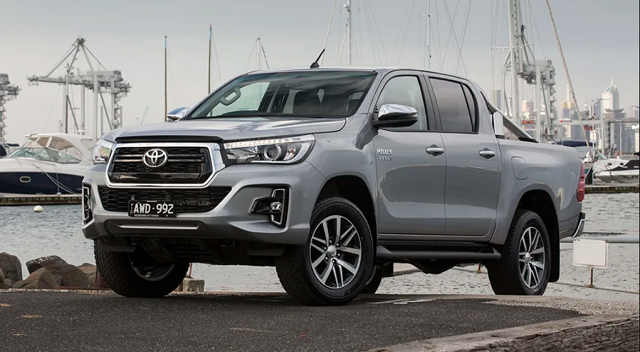 Best Pickup Truck 2020.2020 Toyota Hilux The Best And Safest Pickup Truck