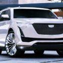 Next-Generation Cadillac Escalade