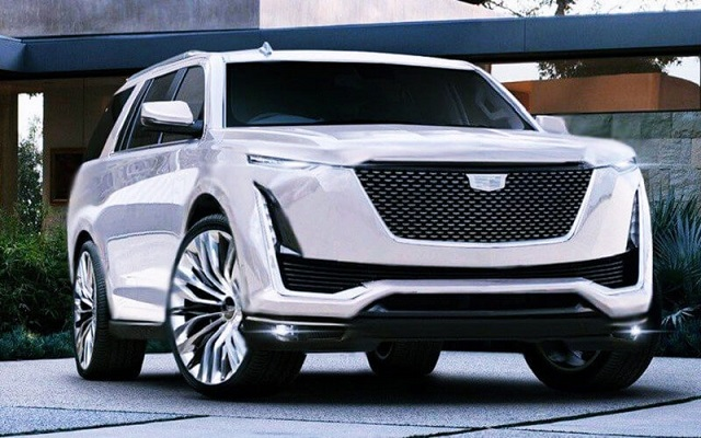 Next-Generation Cadillac Escalade