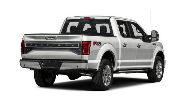 2020 Ford F-150 Platinum For Sale