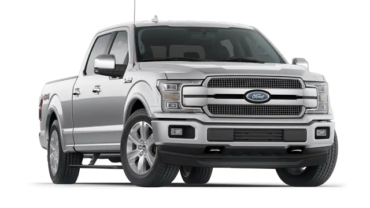 2020 Ford F-150 Platinum Price