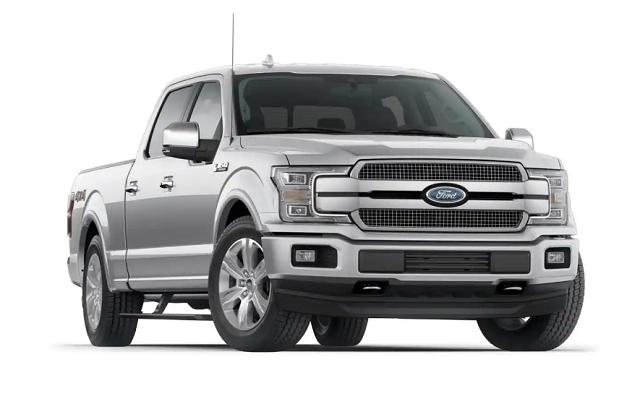 2020 Ford F-150 Platinum Price