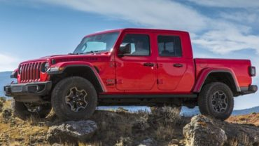 2020 Jeep Gladiator Diesel price