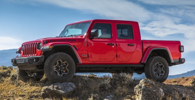 2020 Jeep Gladiator Diesel price