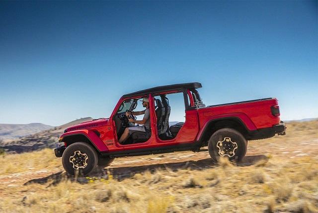 2020 Jeep Gladiator Diesel