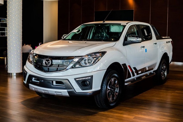 2020 Mazda BT-50 Eclipse