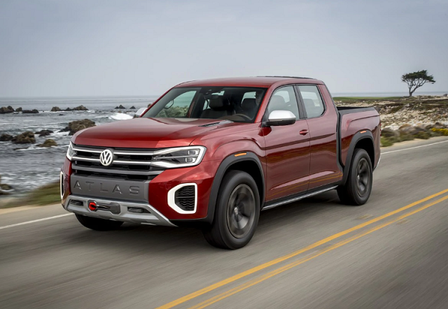 2020 Volkswagen Atlas Pickup Truck Redesign, Specs, And Price >> 2020 Vw Atlas Tanoak Specs And Price Pickup Truck News