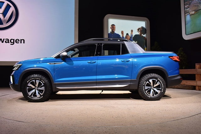 2020 VW Tarok Pickup Truck Price
