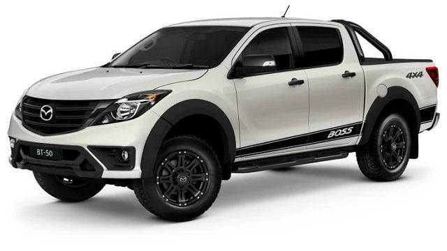 Next Gen 2021 Mazda Bt 50 Redesign New Engines And Improved