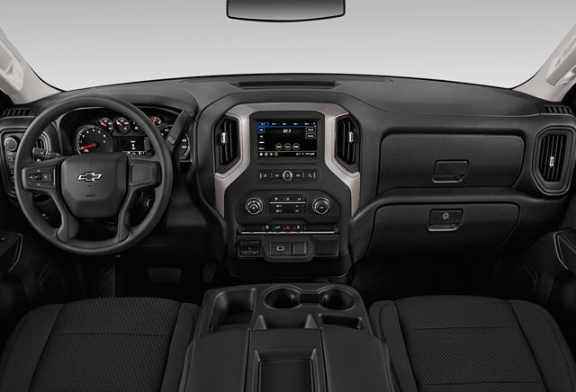 2021 Chevy Silverado Interior