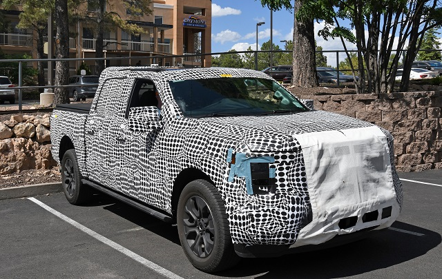 2021 Ford F-150 Redesign