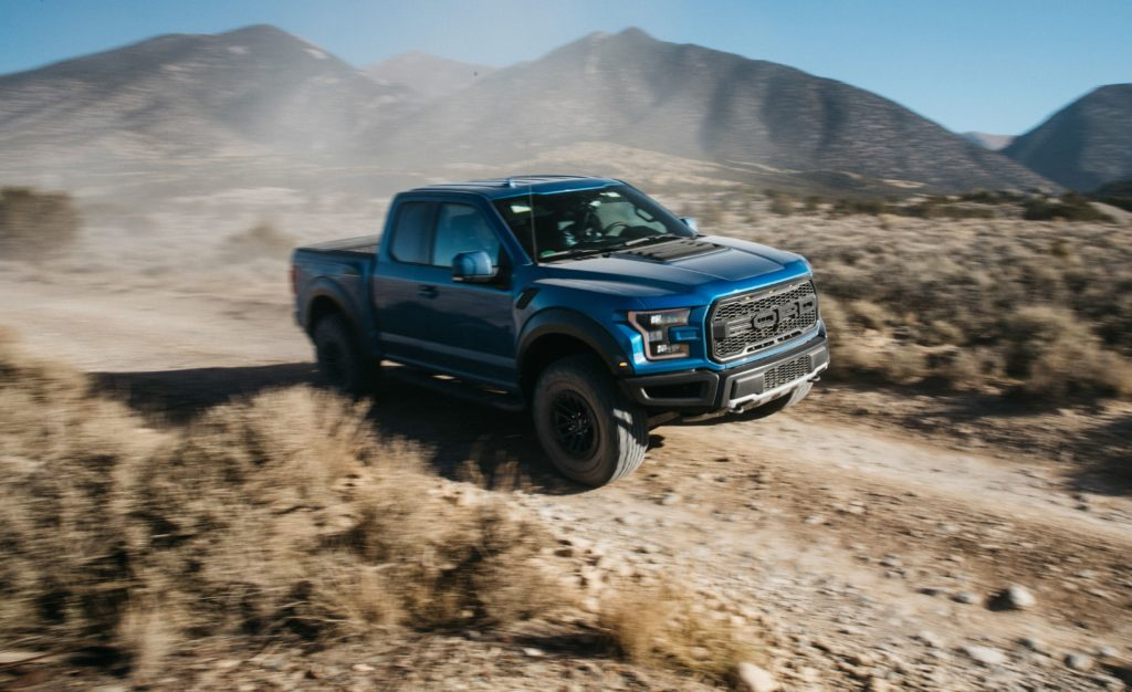 2021 Ford F-150 Raptor V8 Redesign
