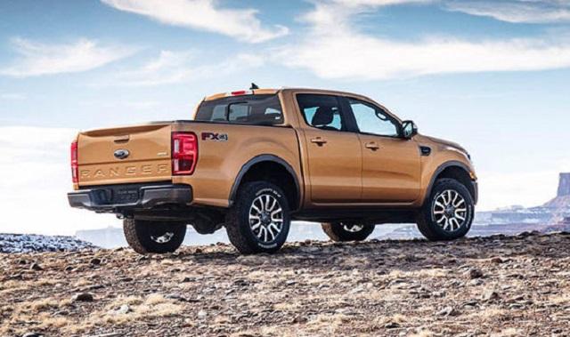2021 Ford Ranger Australia