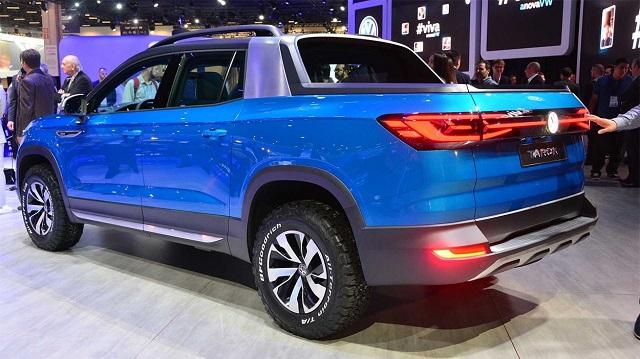 2021 VW Amarok Concept