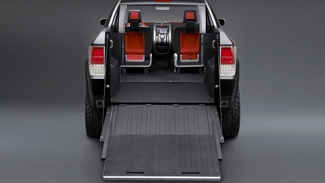 Dodge Rampage rear