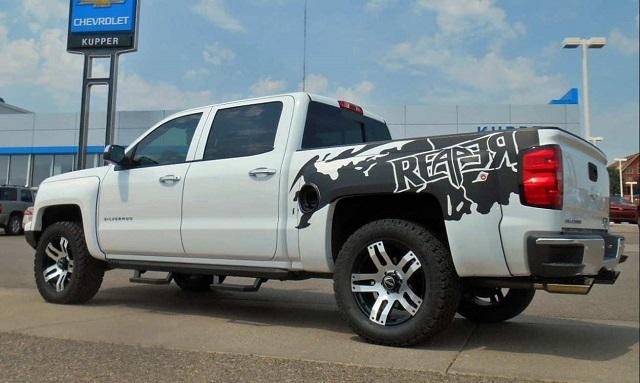 2020 Chevrolet Reaper release date