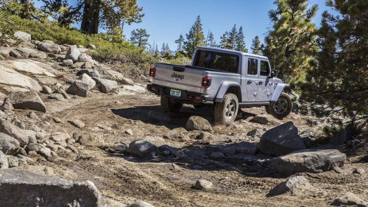 2021 Jeep Gladiator Rubicon Diesel