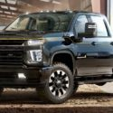 2021 Chevy Silverado Electric Pickup Truck