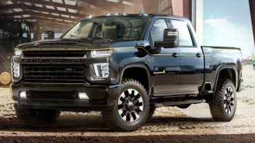 2021 Chevy Silverado Electric Pickup Truck