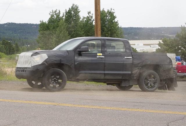 2021 Toyota Tundra Hybrid