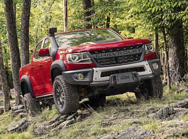 2021 Chevy Colorado ZR2 Bison