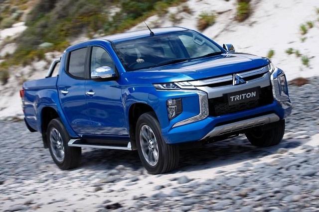 2021 Mitsubishi Triton PHEV