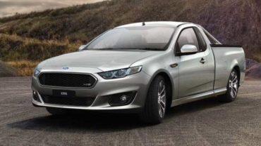 2021 Ford Ranchero Rendering Photo