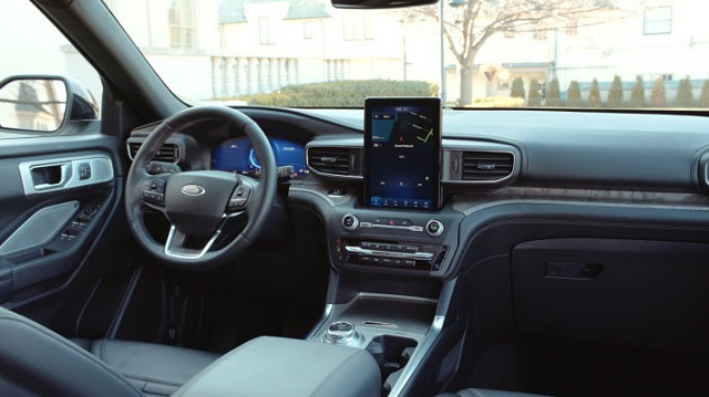 2021 Ford Ranchero Interior