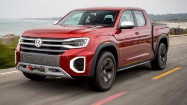 2021 VW Atlas Tanoak